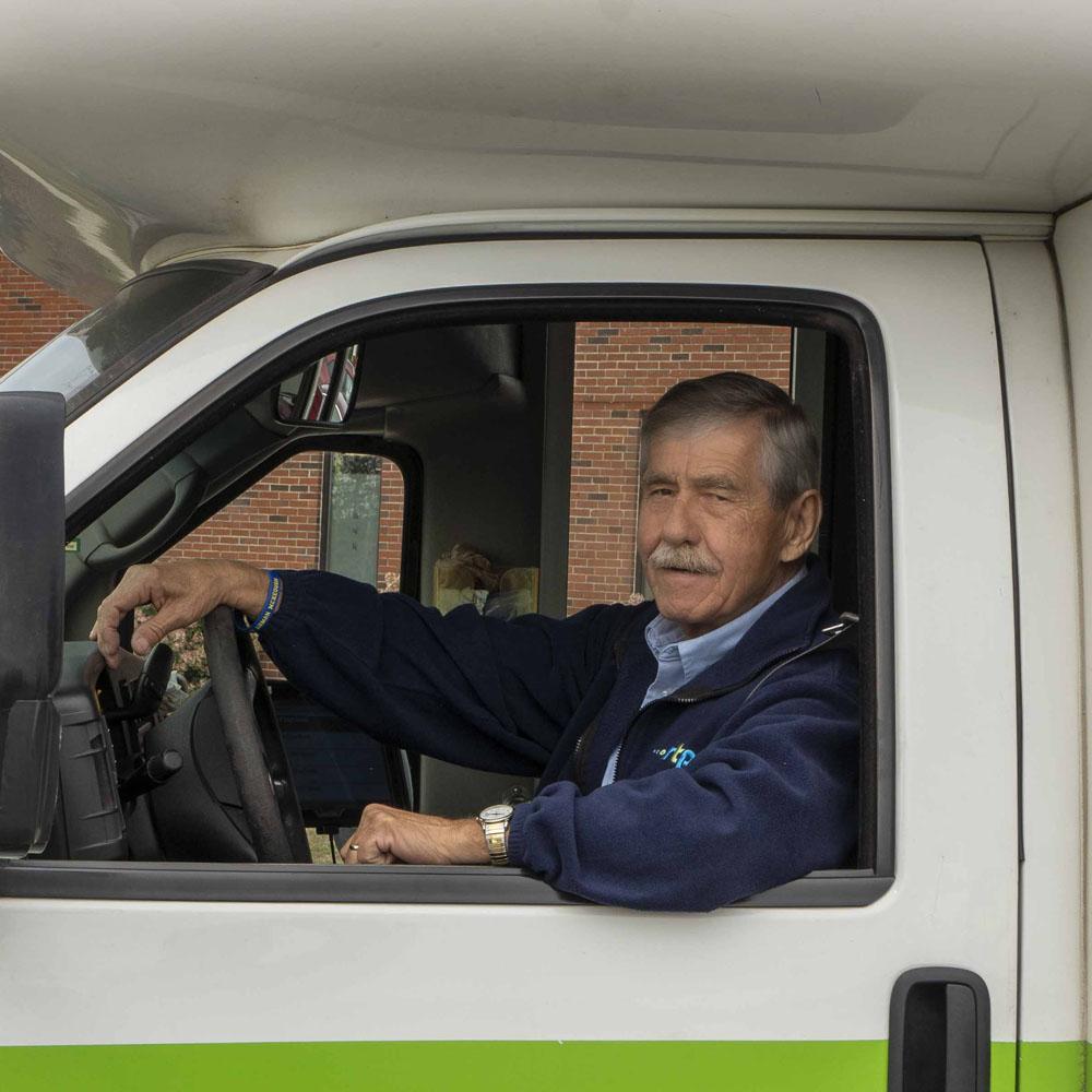 Ken Neptune, Driver at RTP
